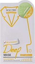Fragrances, Perfumes, Cosmetics Whitening Lemongrass Face Mask - Dewytree Whitening Deep Mask