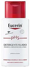Fragrances, Perfumes, Cosmetics Body Fluid - Eucerin Ph5 Fluido Detergente