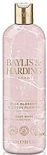 Fragrances, Perfumes, Cosmetics Shower Gel - Baylis & Harding Elements Pink Blossom & Lotus Flower Body Wash