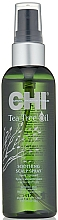 Fragrances, Perfumes, Cosmetics Soothing Tea Tree Oil Spray - CHI Tea Tree Oil Soothing Scalp Spray