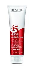 Fragrances, Perfumes, Cosmetics Brave Red Shampoo-Conditioner - Revlon Professional Revlonissimo 45 Days Brave Reds