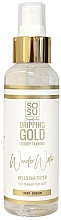 Fragrances, Perfumes, Cosmetics Tanning Water - Sosu by SJ Luxury Tanning Dripping Gold Wonder Water