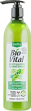 Fragrances, Perfumes, Cosmetics Mint & Eucalyptus Conditioner - DeBa Bio Vital Revitalizing Conditioner