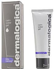 Fragrances, Perfumes, Cosmetics Soothing Moisturizing Gel - Dermalogica Calm Water Gel