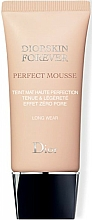 Fragrances, Perfumes, Cosmetics Foundation Mousse - Dior Diorskin Forever Perfect Mousse