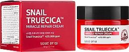 Fragrances, Perfumes, Cosmetics Snail Mucus and Ceramides Repair Cream - Some By Mi Snail Truecica Miracle Repair Cream