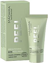 Fragrances, Perfumes, Cosmetics Refreshing AHA Peeling Mask - Madara Cosmetics Brightening AHA Peel Mask