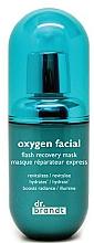 Fragrances, Perfumes, Cosmetics Oxygen Facial Mask - Dr. Brandt House Calls Oxygen Facial Mask