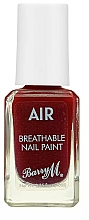 Fragrances, Perfumes, Cosmetics Nail Polish - Barry M Air Breathable Nail Paint