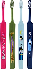 Fragrances, Perfumes, Cosmetics Kids Toothbrush, pink + blue + blue + green - TePe Kids Extra Soft