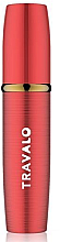 Fragrances, Perfumes, Cosmetics Atomizer, red - Travalo Lux Red Refillable Spray