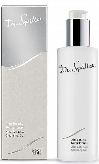 Cleansing Gel for Sensitive Oily Skin - Dr. Spiller Aloe Sensitive Cleansing Gel — photo N1