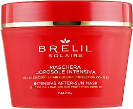 Fragrances, Perfumes, Cosmetics After Sun Hair Mask - Brelil Solaire Intensive After-Sun Musk