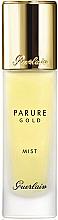 Fragrances, Perfumes, Cosmetics Makeup Fixing Spray - Guerlain Parure Gold Radiant Setting Spray