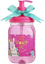 Fragrances, Perfumes, Cosmetics Air-Val International Eau My Llama Pillama Party - Shower Gel