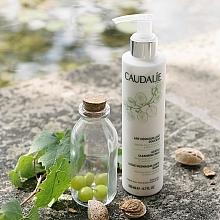 Gentle Face and Eye Makeup Cleansing Milk - Caudalie Cleansing & Toning Gentle Cleanser — photo N4