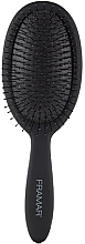 Fragrances, Perfumes, Cosmetics Detangling Hair Brush, black - Framar Detangle Brush Black To The Future