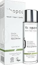Fragrances, Perfumes, Cosmetics Micellar Makeup Remover - Yappco Micellar Clarifying Make-Up Face, Eyes, Lips Remover