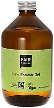 "Fragrances, Perfumes, Cosmetics Shower Gel ""Lime"" - Fair Squared Lime Shower Gel"