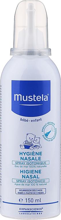 Isotonic Nasal Spray - Mustela Isotonic Nasal Spray — photo N1