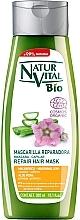 Fragrances, Perfumes, Cosmetics Revitalizing Hair Mask - Natur Vital Bio Repair Hair Mask