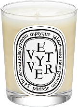 Fragrances, Perfumes, Cosmetics Scented Candle - Diptyque Vetyver Candle