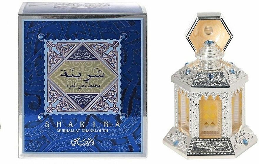 Rasasi Sharina Mukhallat Dhanel Oudh - Oil Perfume — photo N2