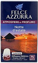 Fragrances, Perfumes, Cosmetics Electric Diffuser - Felce Azzurra Summer Night