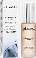 Fragrances, Perfumes, Cosmetics Anti-Aging Face Serum - Estelle & Thild Super Bioactive Age Control Serum