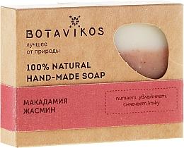 "Fragrances, Perfumes, Cosmetics Handmade Natural Soap ""Macadamia and Jasmine"" - Botavikos Hand-Made Soap"