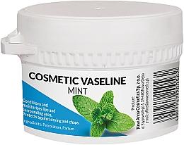 Fragrances, Perfumes, Cosmetics Face Cream - Pasmedic Cosmetic Vaseline Mint
