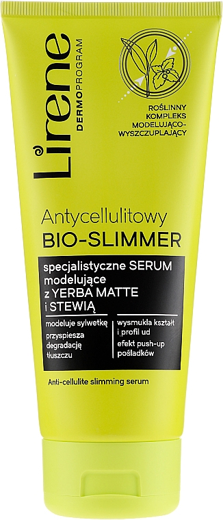 Anti-Cellulite Serum - Lirene Anti-Cellulite Bio-Slimmer Serum — photo N1