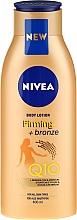 Fragrances, Perfumes, Cosmetics Body Lotion - Nivea Q10 Plus Firming Bronze Body Lotion