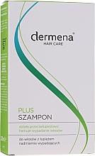 Fragrances, Perfumes, Cosmetics Anti-Dendruff Hair Shampoo - Dermena Hair Care Shampoo