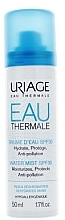 Fragrances, Perfumes, Cosmetics Thermal Spring Water - Uriage Eau Thermale Brume D'eau SPF30