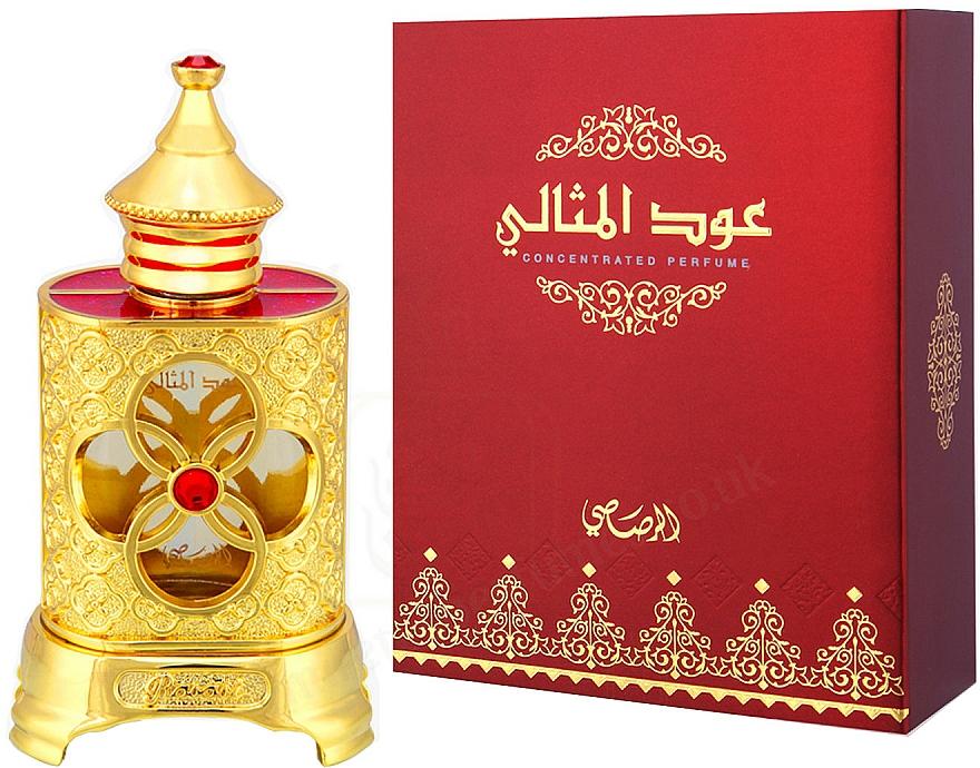 Rasasi Oudh Al Mithali - Oil Perfume — photo N1
