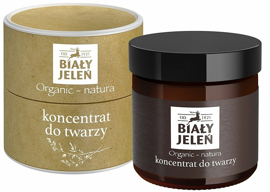 Face Concentrate - Bialy Jelen Organic-Nature
