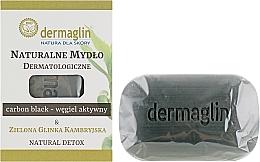 Fragrances, Perfumes, Cosmetics Dermatological Natural Soap - Dermaglin Natural Detox