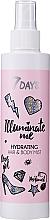 Fragrances, Perfumes, Cosmetics Moisturizing Hair & Body Mist - 7 Days Illuminate Me Hydrating Hair & Body Mist