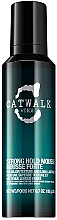 Fragrances, Perfumes, Cosmetics Strong Hold Mousse for Texture and Long-Lasting Hold - Tigi Catwalk Strong Hold Mousse