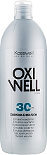 Fragrances, Perfumes, Cosmetics Oxidizing Emulsion 9% - Kosswell Professional Oxidizing Emulsion Oxiwell 9% 30 vol