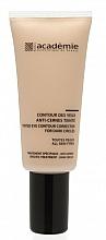 Fragrances, Perfumes, Cosmetics Anti Dark Circles Cream-Corrector - Academie Tinted Eye Contour Corrector For Dark Circles