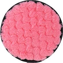 Fragrances, Perfumes, Cosmetics Reusable Cosmetic Makeup Sponge Pad, pink - Lash Brow