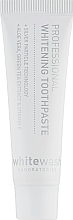 Fragrances, Perfumes, Cosmetics Whitening Toothpaste with Silver Particles + Gum Protection - WhiteWash Laboratories Professional Whitening Toothpaste With Silver Particles