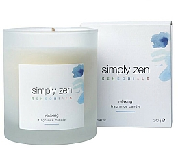 Fragrances, Perfumes, Cosmetics Scented Candle - Z. One Concept Simply Zen Relaxing Scented Candle