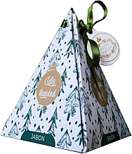 "Fragrances, Perfumes, Cosmetics Soap ""Eucalyptus"" in Gift Pack - Essencias de Portugal Enchanted Pine"