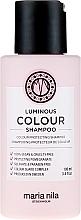 Fragrances, Perfumes, Cosmetics Colored Hair Shampoo - Maria Nila Luminous Color Shampoo
