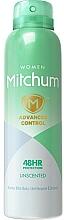 Fragrances, Perfumes, Cosmetics Deodorant Spray - Mitchum Women Advanced Unscented