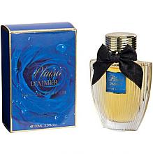 Fragrances, Perfumes, Cosmetics Linn Young Plaisir D'aimer - Eau de Parfum