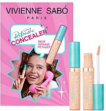 Fragrances, Perfumes, Cosmetics Concealer - Vivienne Sabo Retouche Concealer